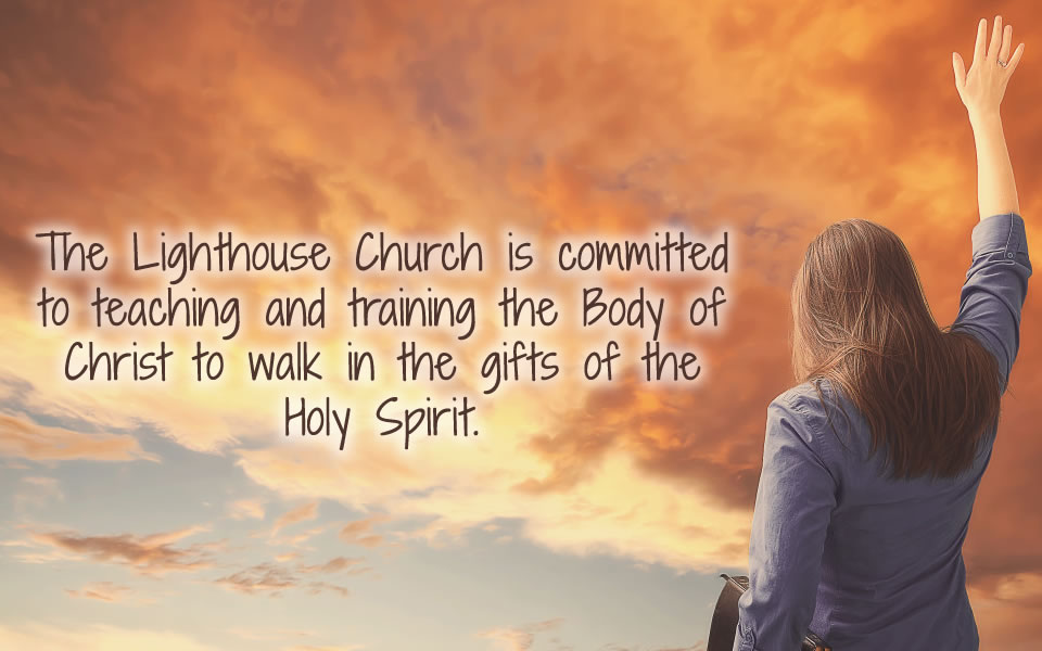 Walk in the gifts of Holy Spirit