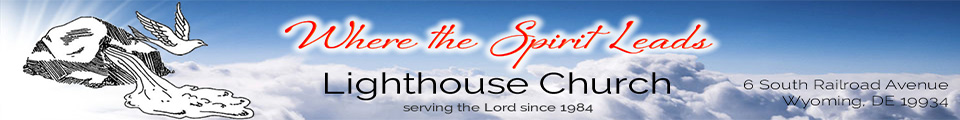 Lighthouse Spirit Led Church